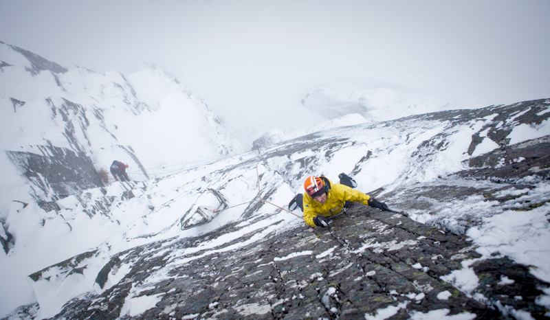 Ueli Steck The Secret Ben Nevis
