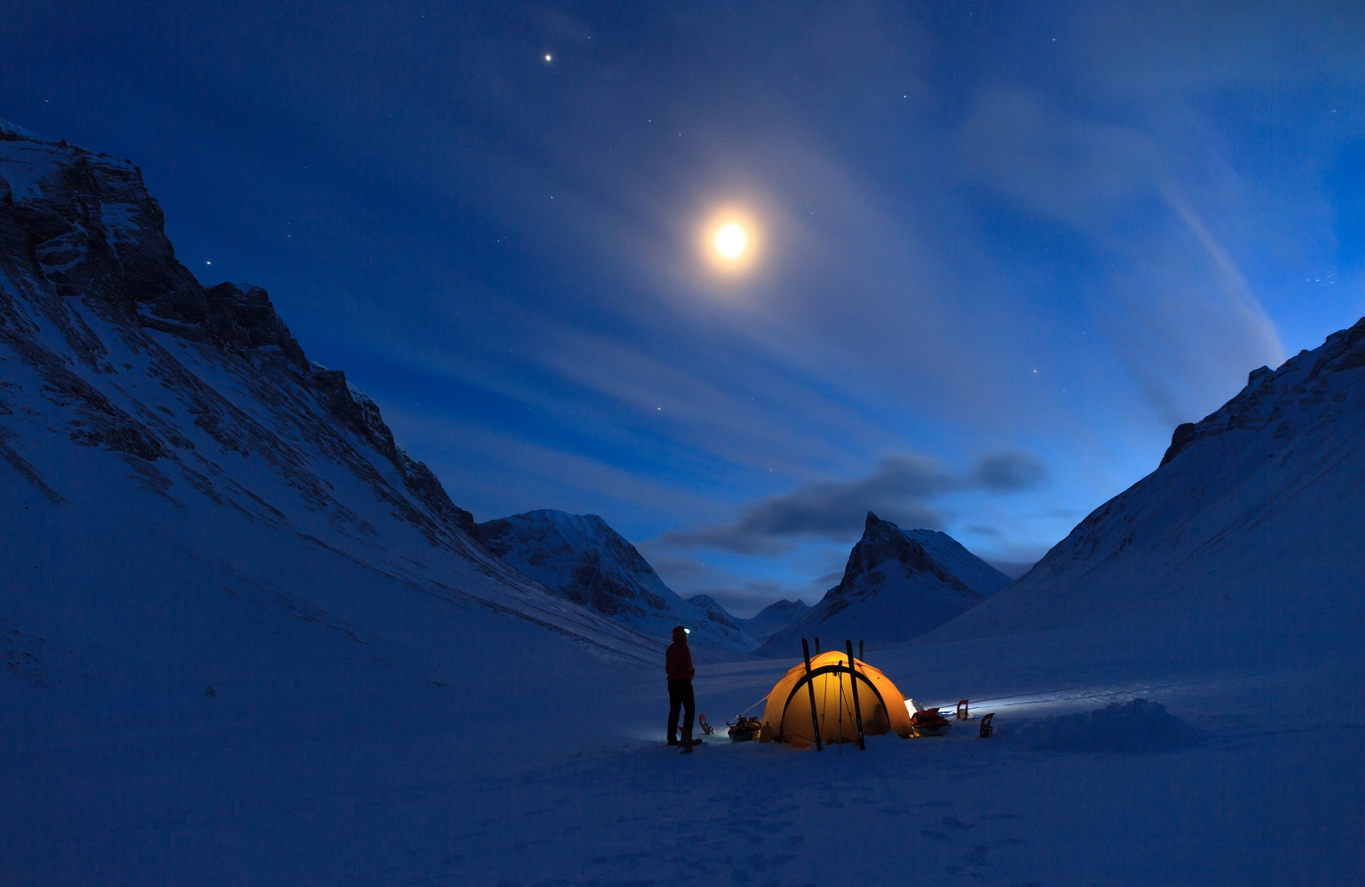 MatthewDThornton Tent