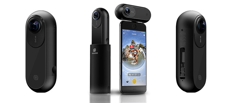 The Insta360 ONE